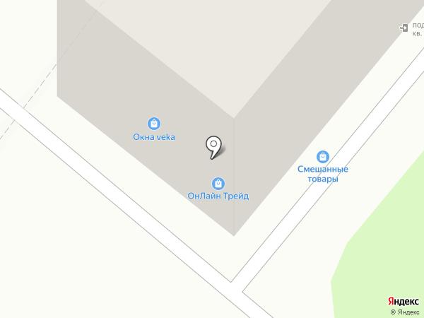 Салон оперативной печати на карте Орла