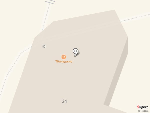 Чайка на карте Орла