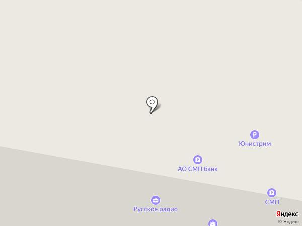 Банкомат, СМП Банк на карте Орла