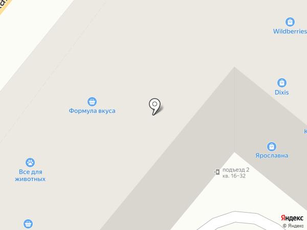 Антенны Тут на карте Орла