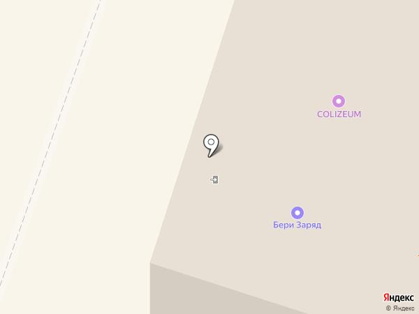 Азбука здоровья на карте Орла