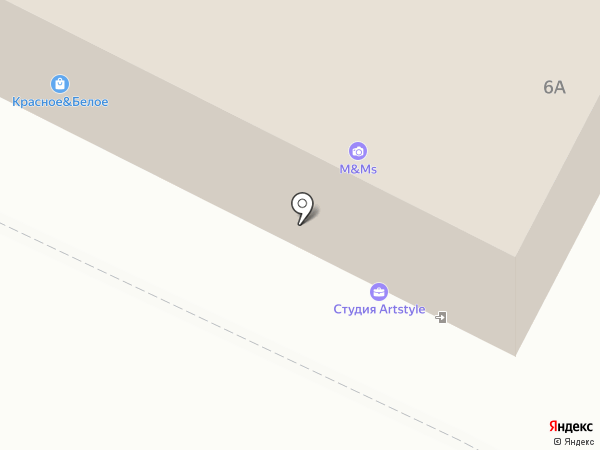 Эскалат на карте Орла