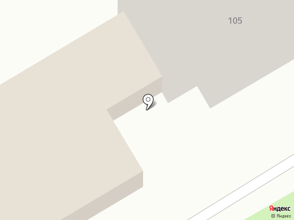 Пенная волна на карте Курска