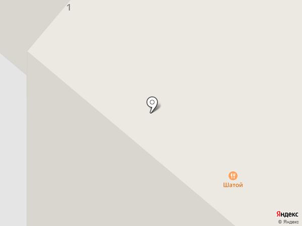 Шикардос на карте Орла