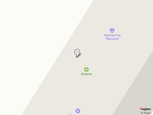 Torex на карте Орла