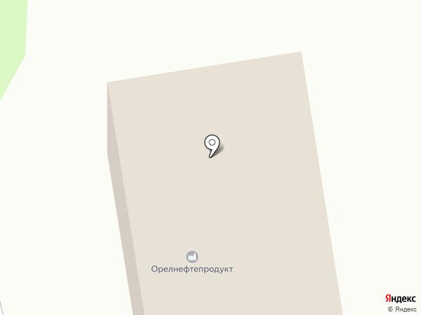 Банкомат, Всероссийский банк развития регионов на карте Орла