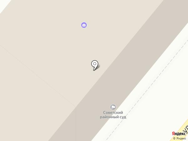 Отдел службы судебных приставов Советского района г. Орла на карте Орла
