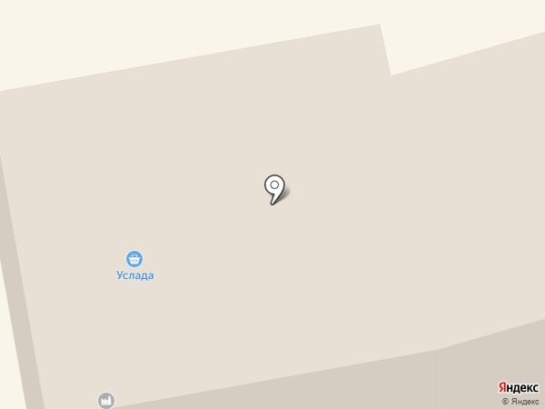 Тет на карте Орла