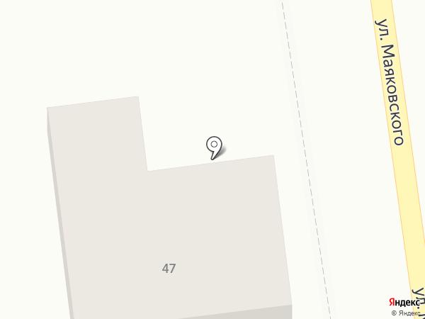 Церковная лавка, Орловская и Ливенская Епархия на карте Орла