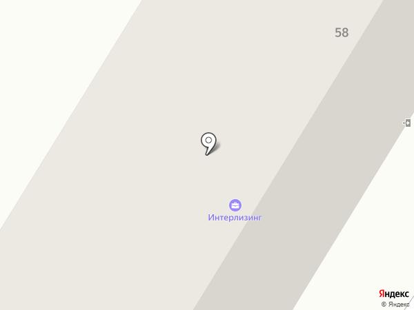 БАНК УРАЛСИБ на карте Орла