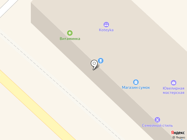 Антенный маркет на карте Орла