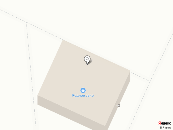Родное село на карте Орла