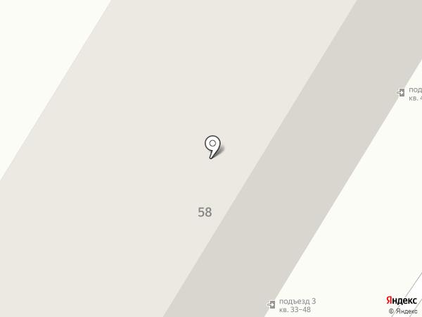 Страж на карте Орла