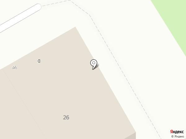 Пиццамания на карте Курска