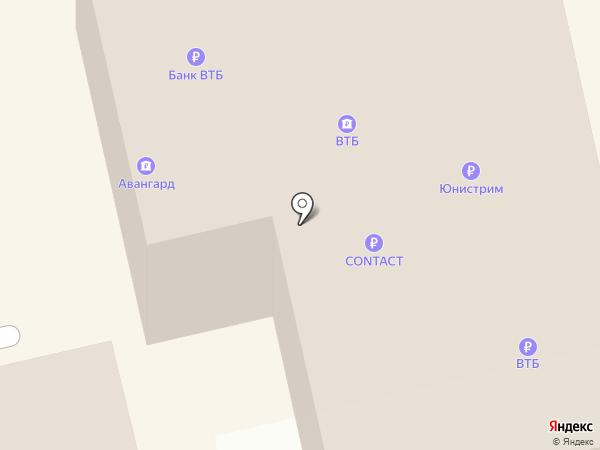 Банкомат, Банк ВТБ24 на карте Орла