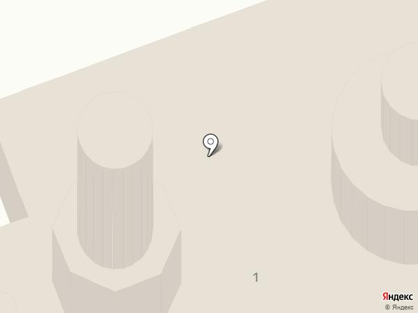Богоявленский собор на карте Орла