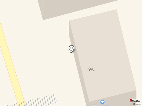 ВелоОрел на карте Орла