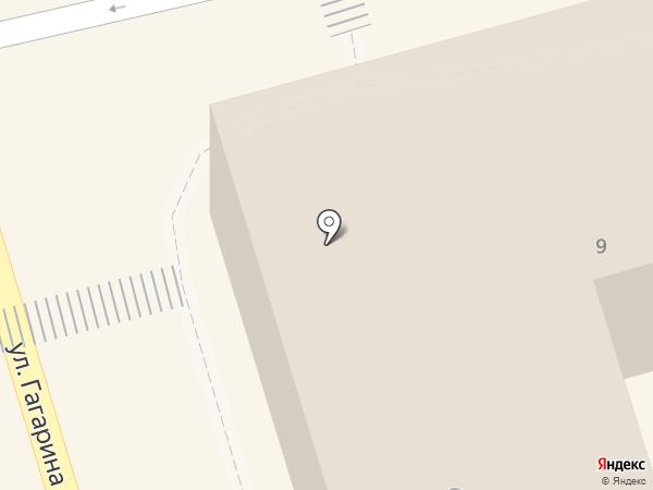 Золотникъ на карте Орла