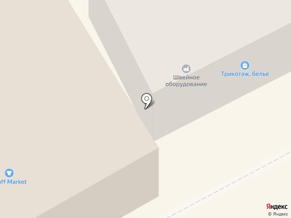 Отделение социальной защиты Заводского района на карте Орла