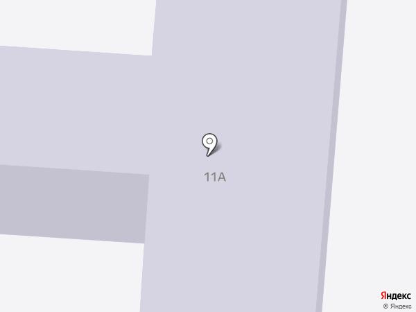Детский сад №25 на карте Орла