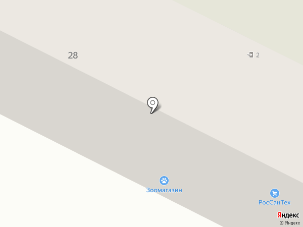 Новый мебельный+ на карте Орла