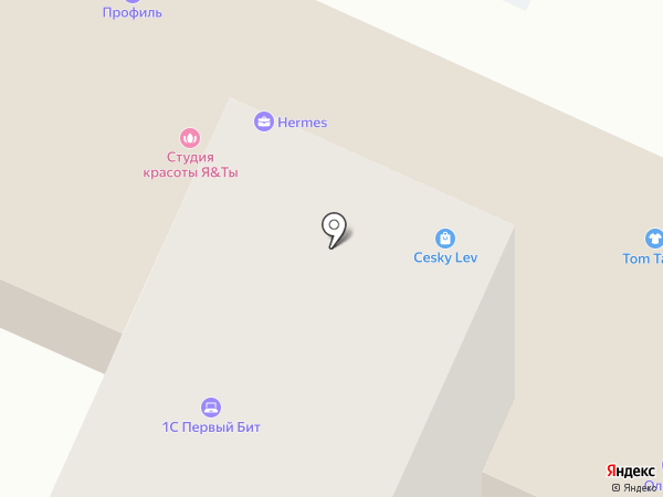 СДЭК на карте Орла