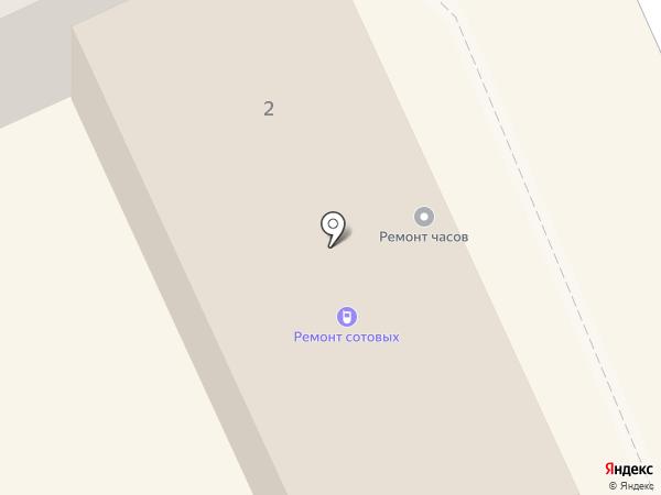 Маяк на карте Орла