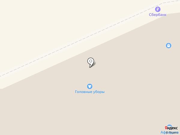 Воскресенский на карте Орла