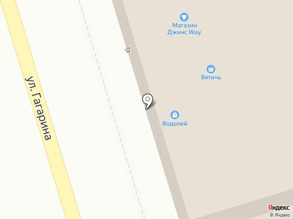 По Карману на карте Орла