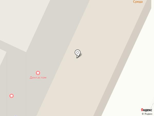 Банк Советский на карте Орла