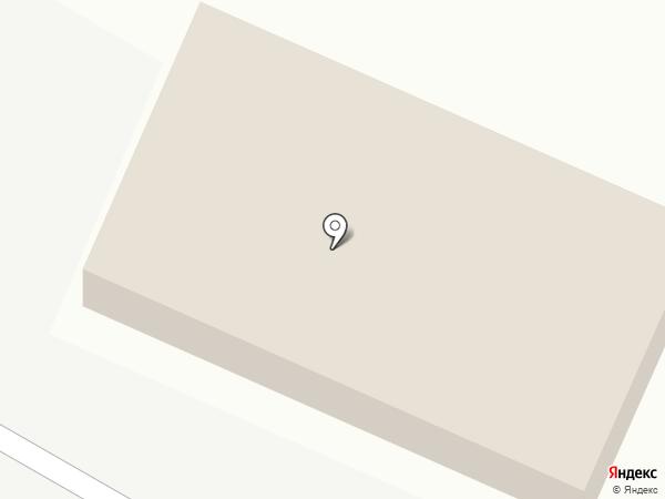 Нива-Пекарь на карте Орла