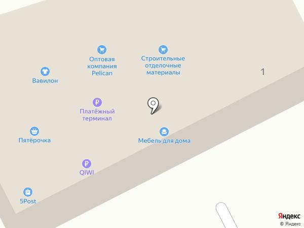 ЭКО-сфера Орел на карте Орла