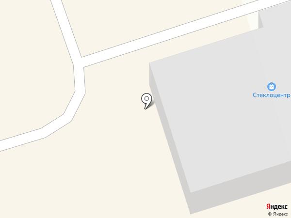 Стеклоцентр на карте Орла