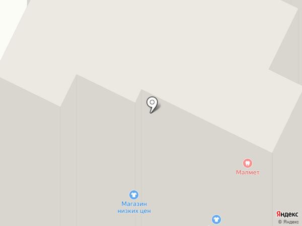 Салон-ателье на карте Орла