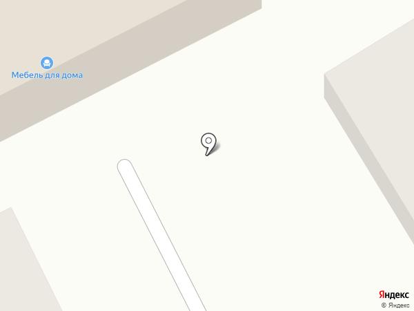 Центр автосервиса на Поселковой на карте Орла