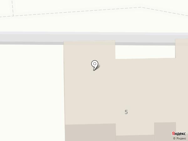 Военная комендатура Орловского территориального гарнизона на карте Орла