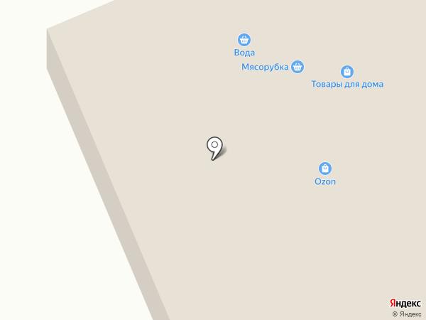 Эдем на карте Орла