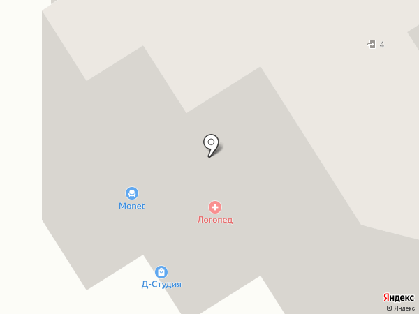 Триада-финанс, ЗАО на карте Орла
