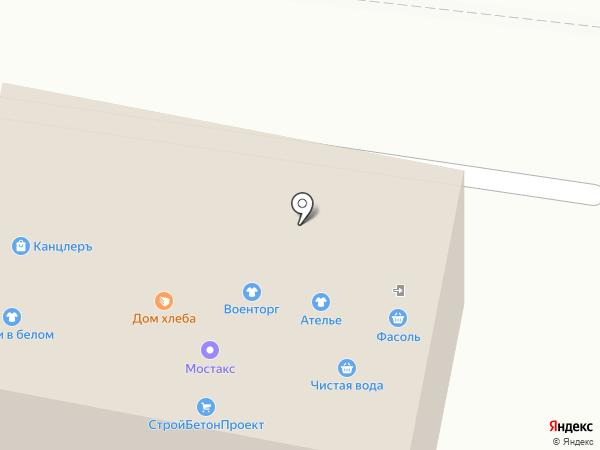 МОСТАК ГРУПП на карте Орла