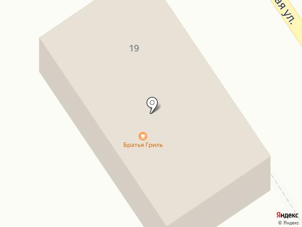 Перевезем57 на карте Орла
