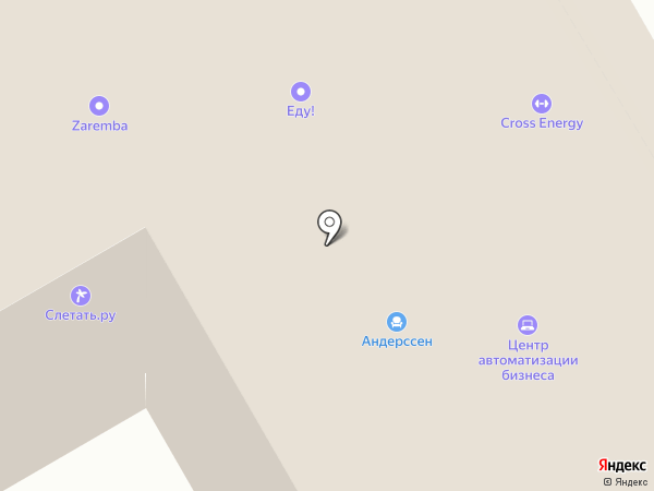 Лагуна на карте Орла