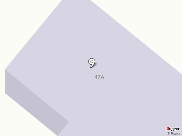 Орловская детская хореографическая школа на карте Орла