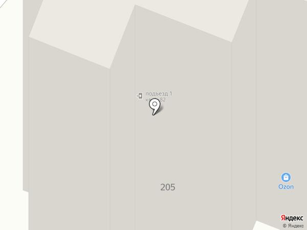 Универсал-авто на карте Орла