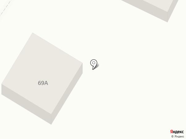Автосервис на Городской на карте Орла