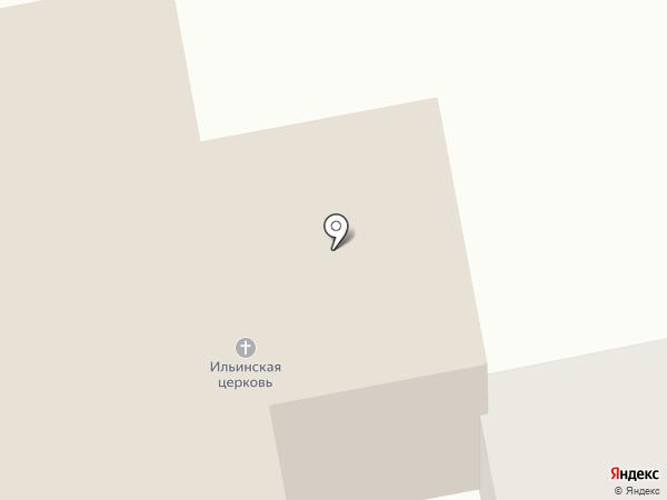 Свято-Никольский Храм на карте Орла