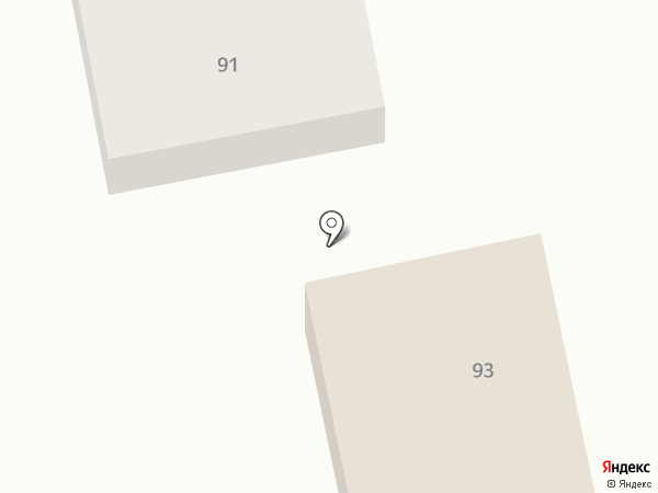 Аквасити на карте Орла