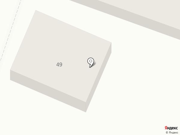 Автопрокатная компания на карте Орла