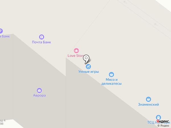 Умные игры на карте Орла