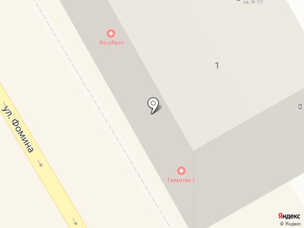 Милмисс на карте Орла