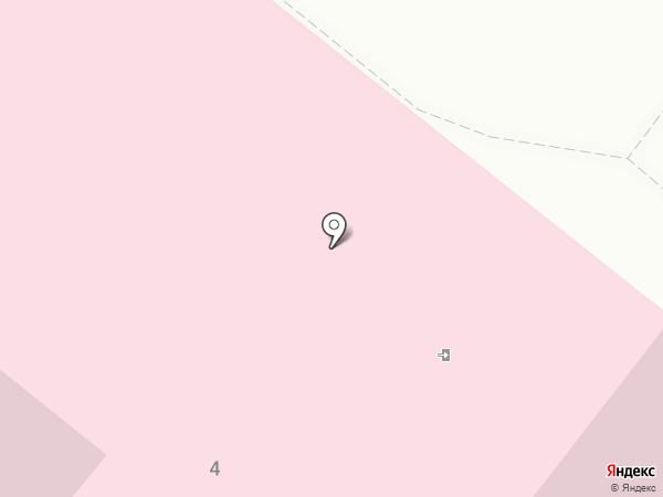 Детская поликлиника №2 на карте Орла